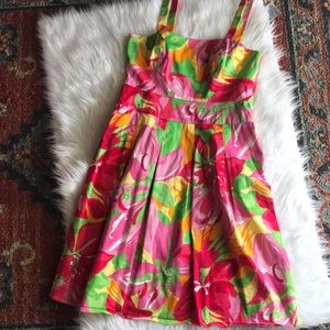 American Living Floral summer  Dress 10